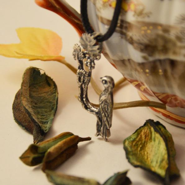 Armenian Handmade Pendant Letter G