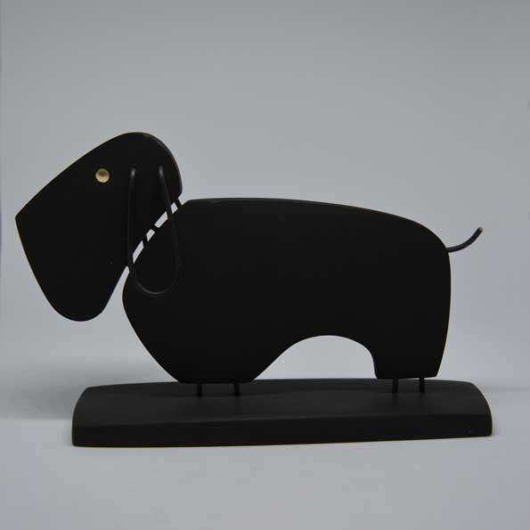 Handmade Wooden Guinea Pig